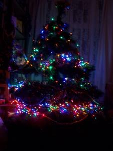 whizzy christmas tree